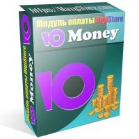 Модуль оплаты ЮMoney для DigiStore